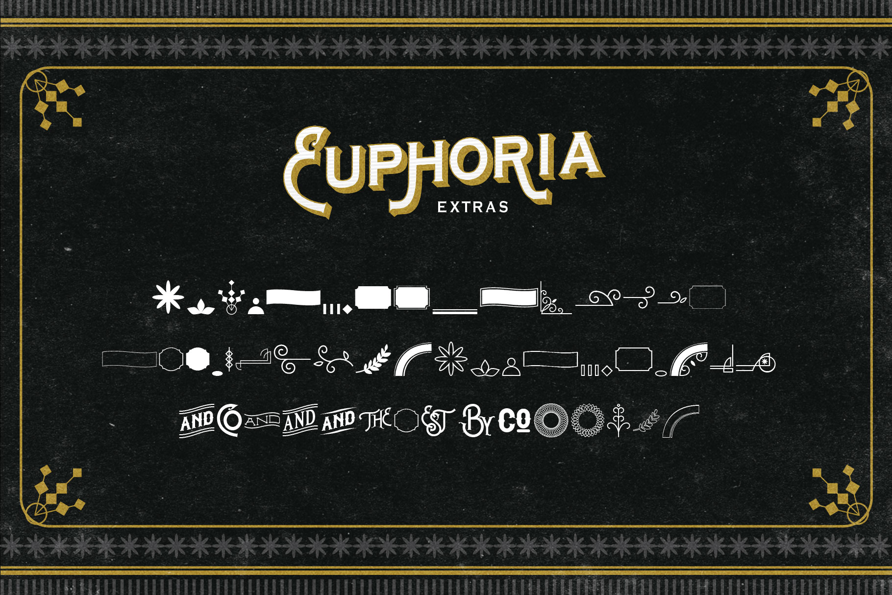 Euphoria Font Family example image 10
