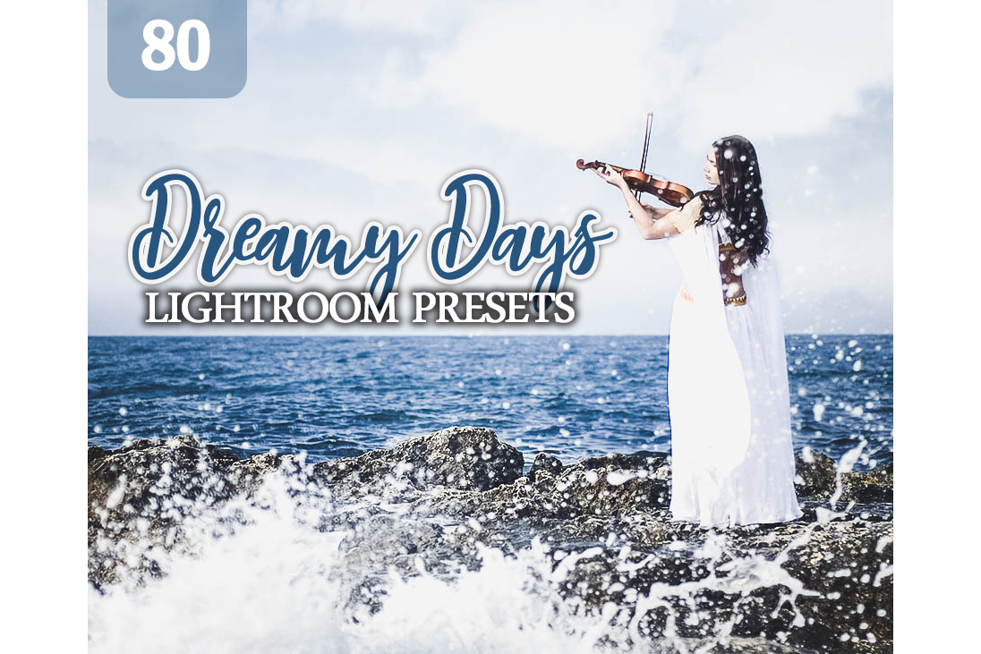 Dreamy Days Lightroom Presets example image 1