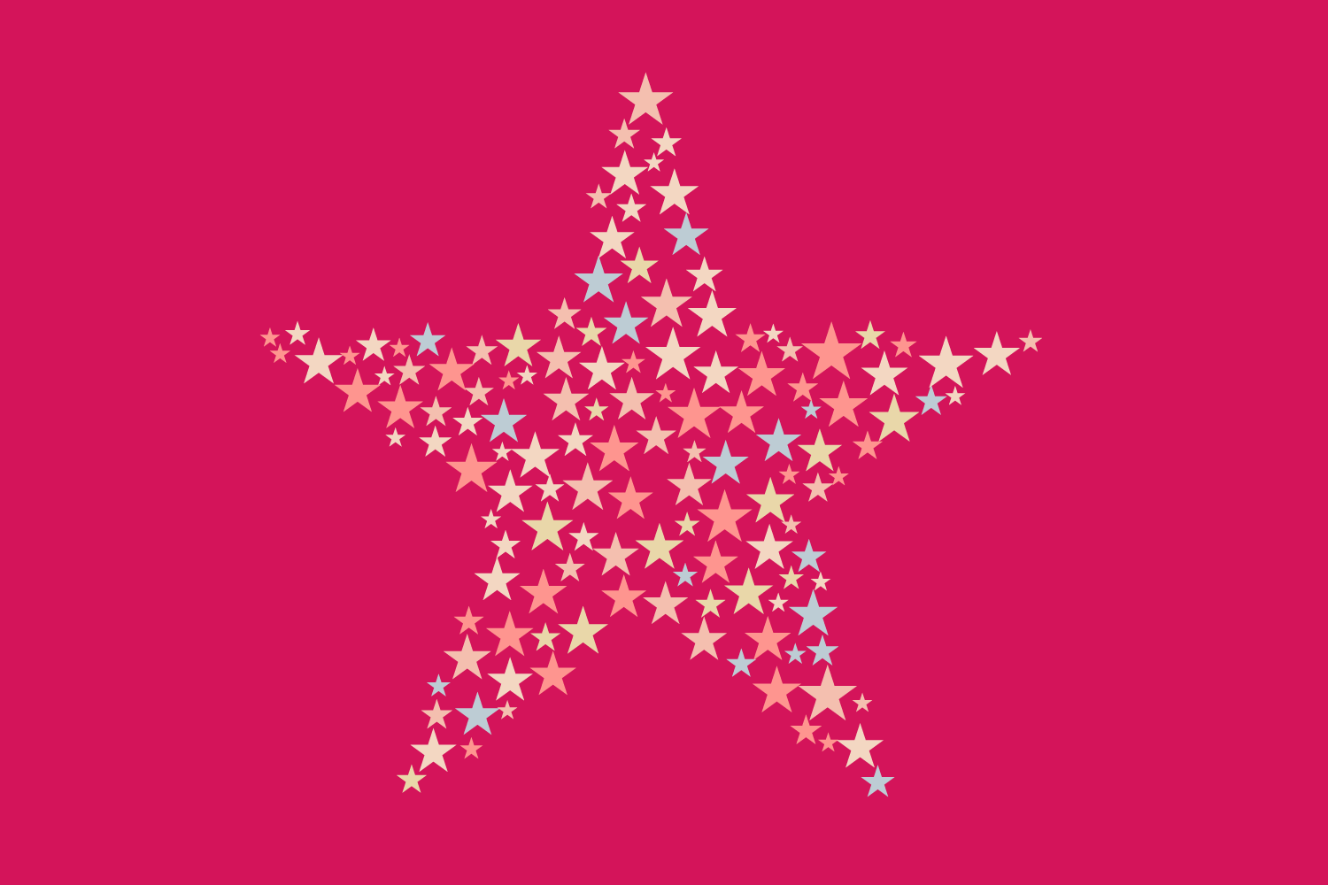 Stars in Star Vector AI, SVG, EPS, PNG, PDF example image 2