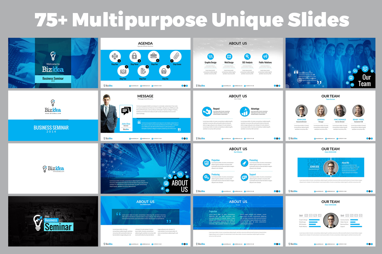 Multipurpose Business Presentation example image 2