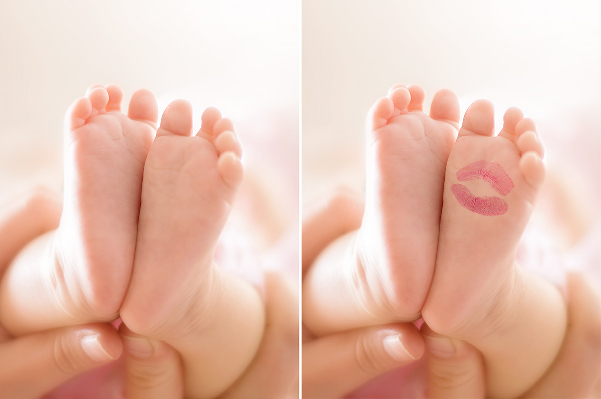 30 Lips Photo Overlays example image 2
