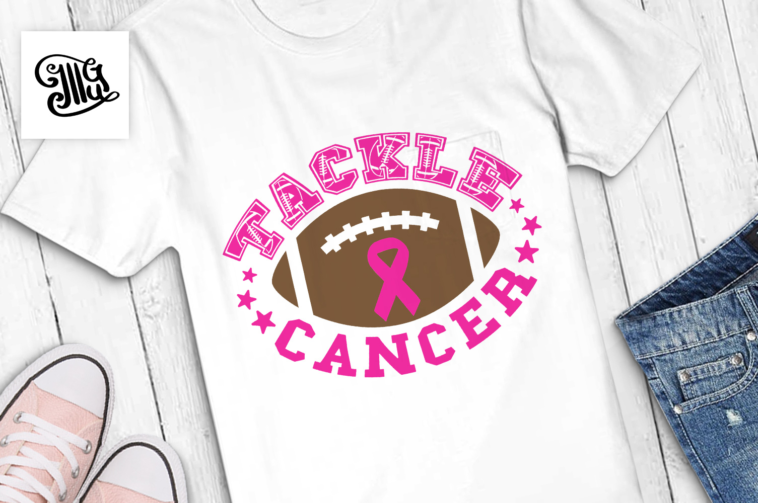 Tackle Cancer example image 1