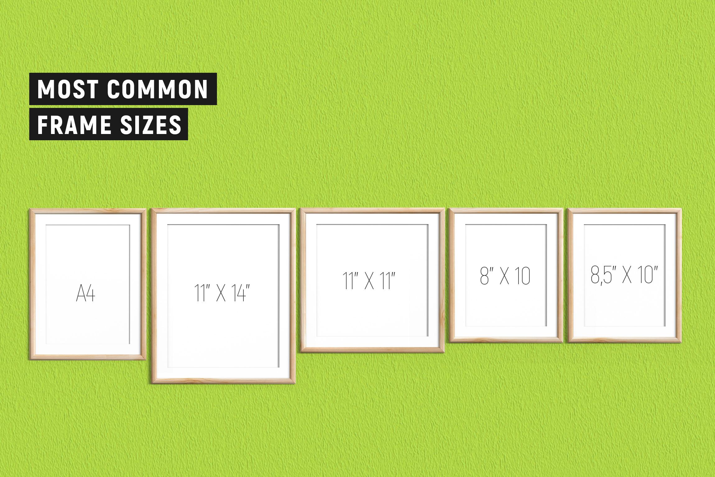 10 Frames & 7 Walls Mockups example image 6