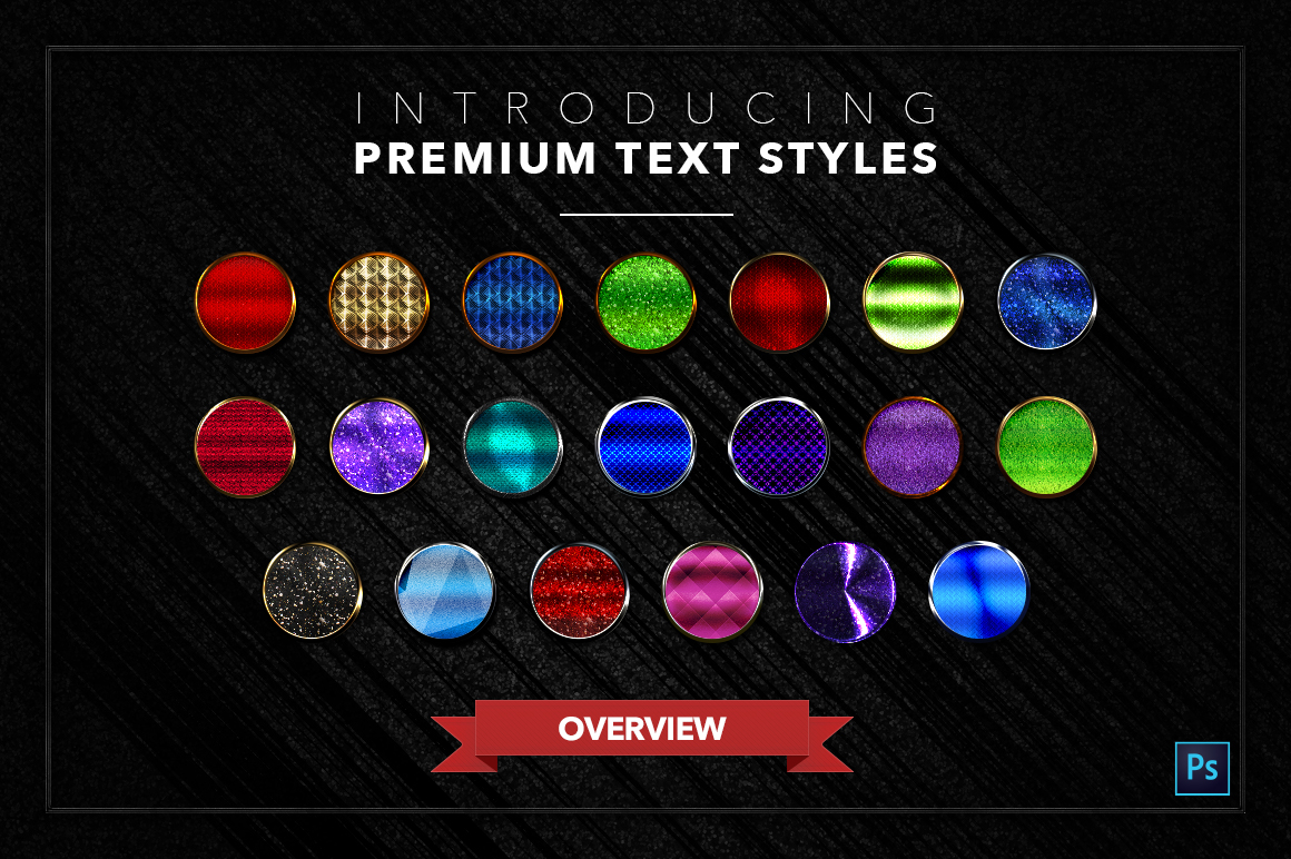 Rubies & Jewels #1 - 20 Text Styles example image 23
