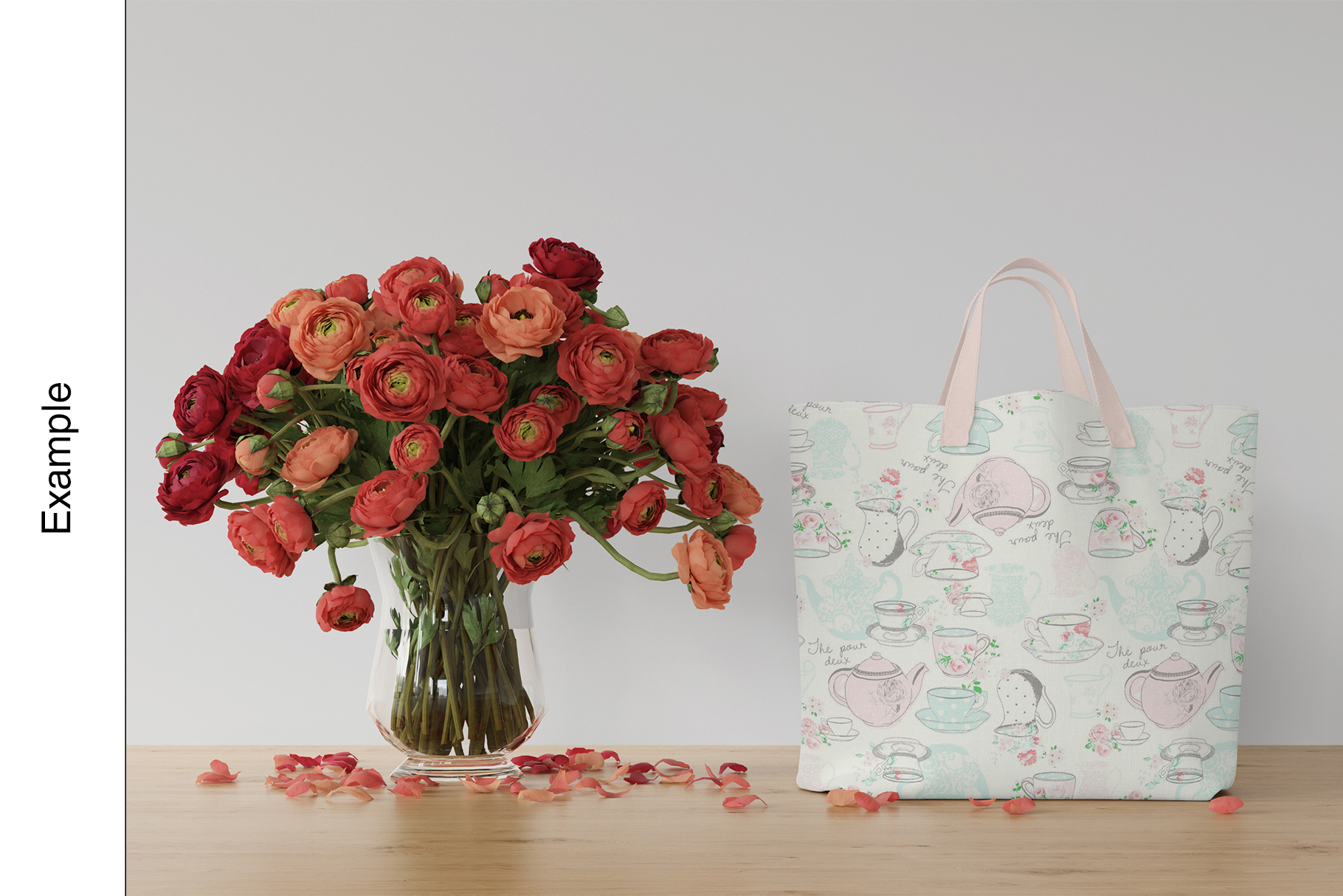 Tote Canvas Bag Mockups example image 16