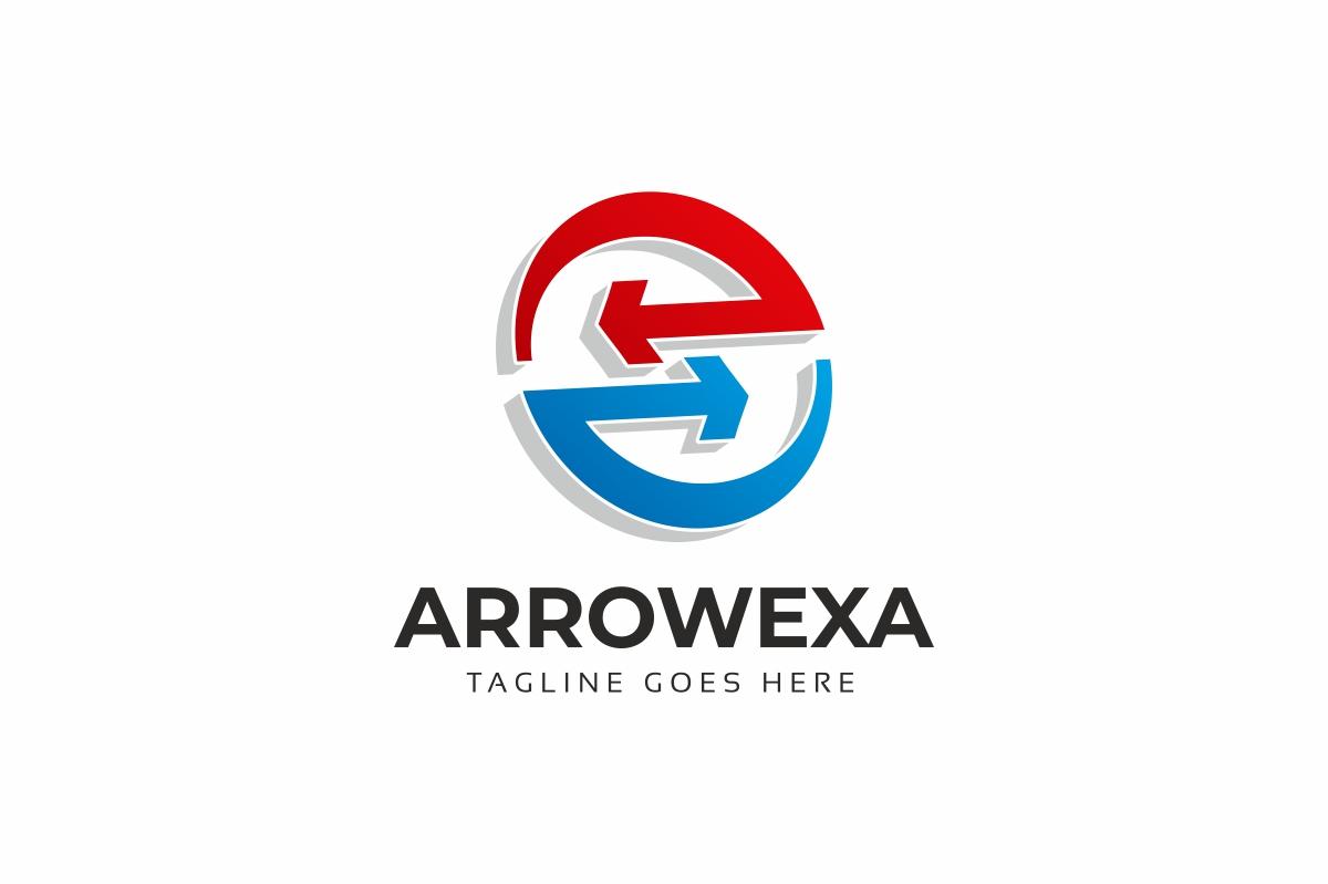 Arrows Infinity Logo example image 1