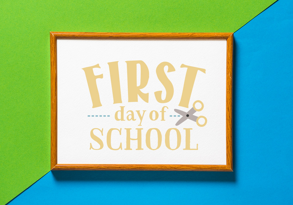 Back To School SVG Cut File Bundle example image 11