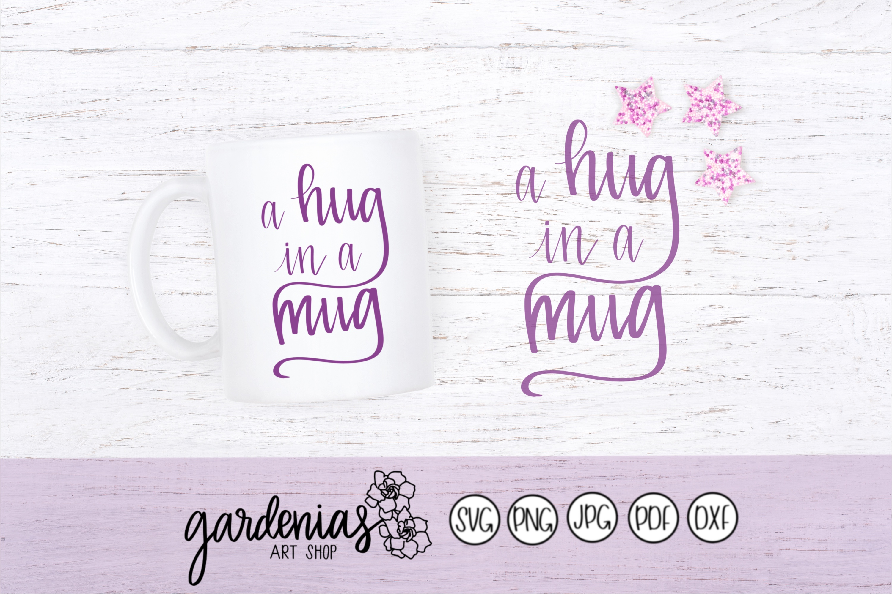 Hug in a Mug example image 1