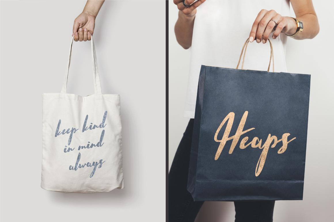 Hello Stockholm - Handmade Typeface example image 9