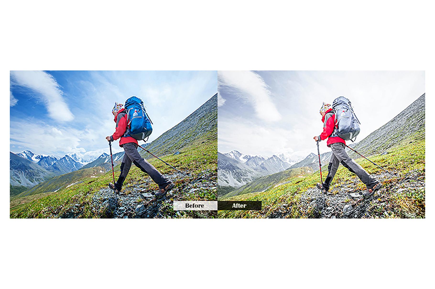 Adventure Lightroom Mobile Presets example image 2