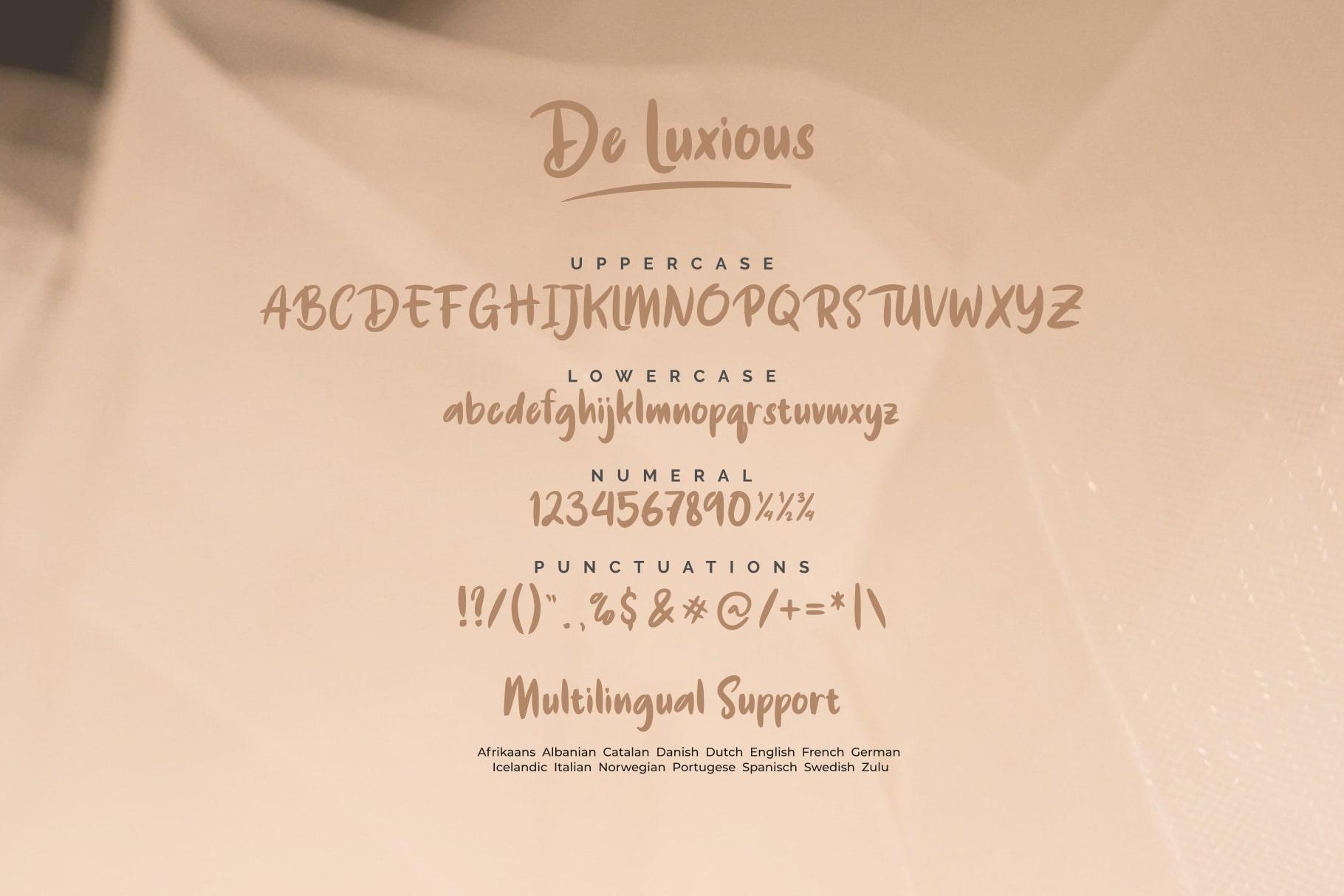 De Luxious example image 9