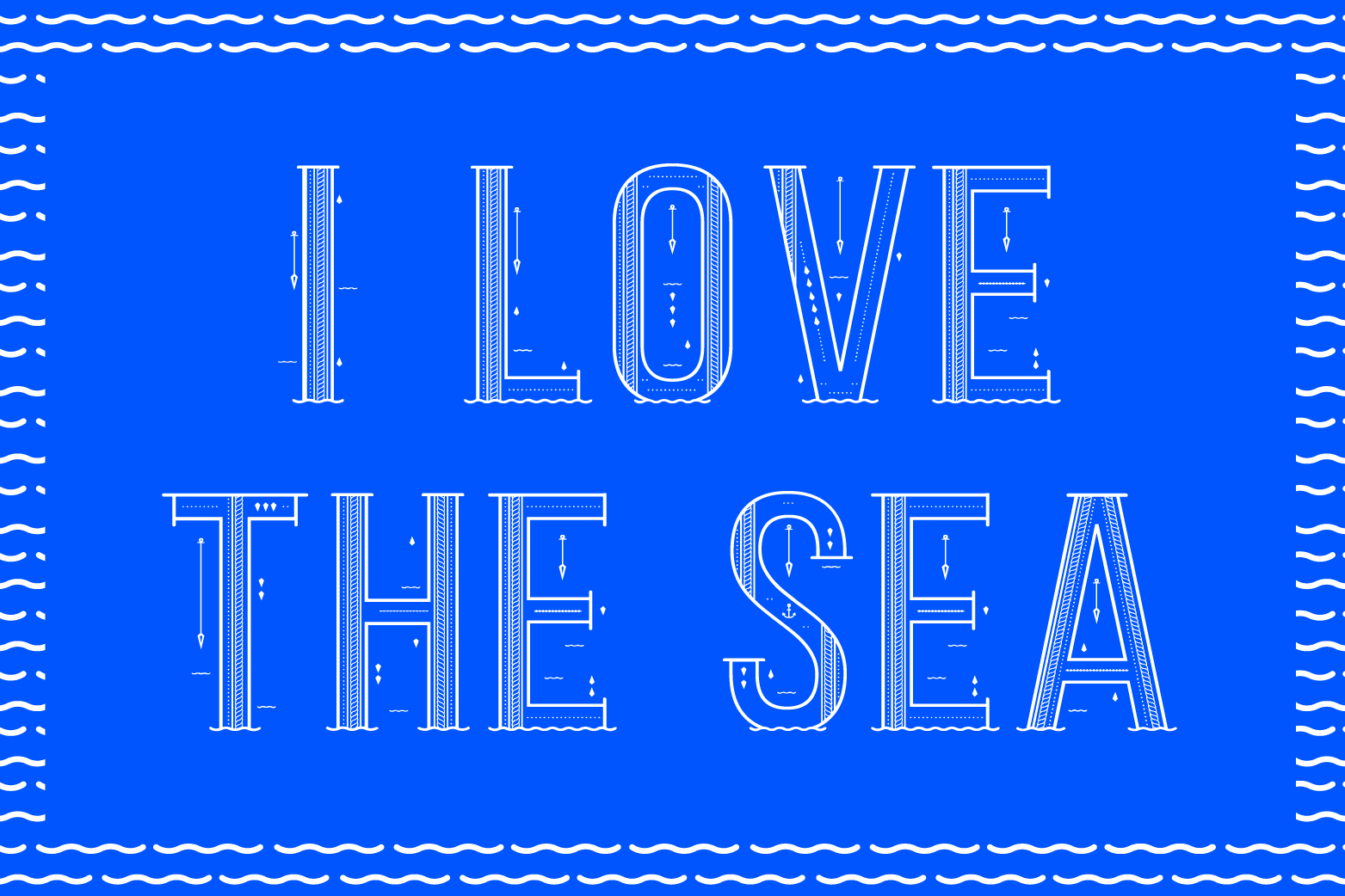 Sea Font example image 10