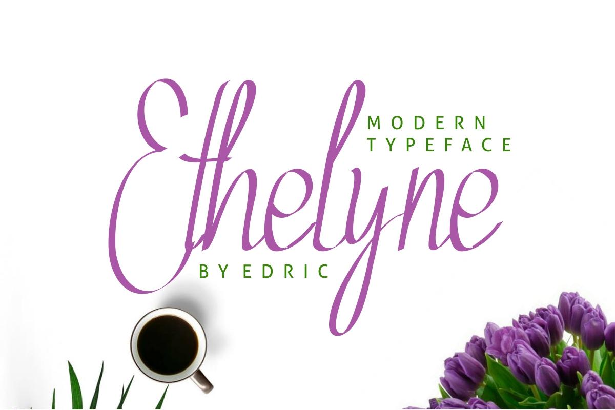 Ethelyne example image 2