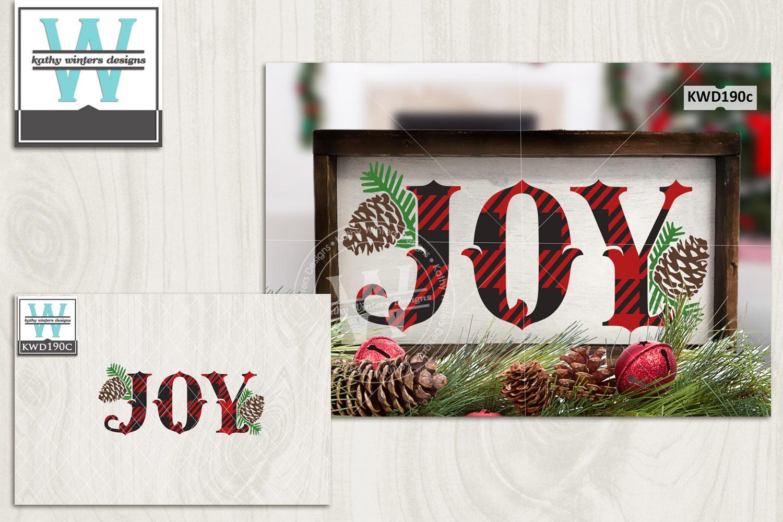 Christmas Svg Joy