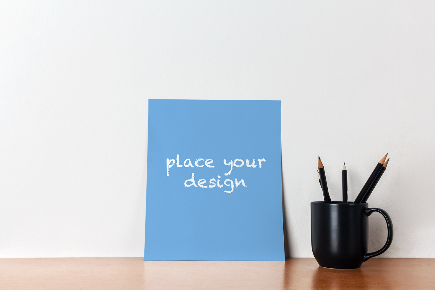Styled Poster Mockup example image 1