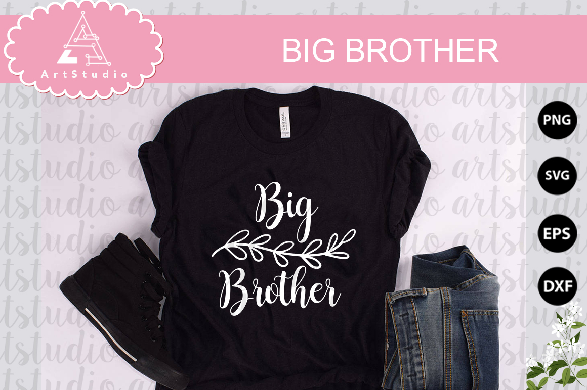 Big Brother INSTANT DOWNLOAD! example image 1