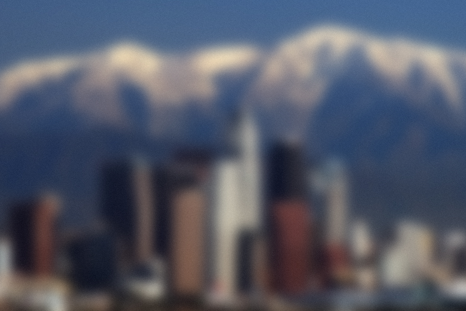 50 Blurred cities example image 4