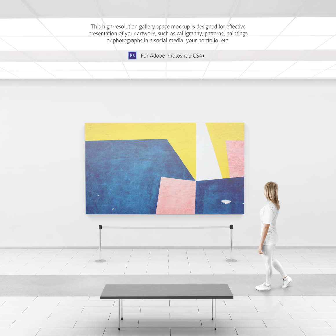 Art Gallery Mockup example image 2