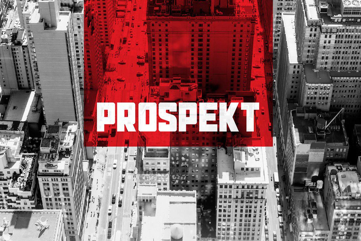 Prospekt Typeface example image 1