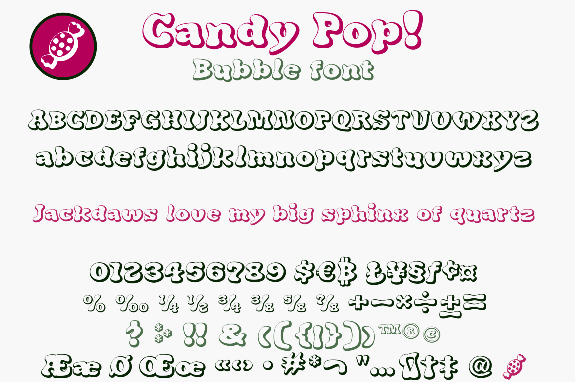 Candy Pop! example image 6