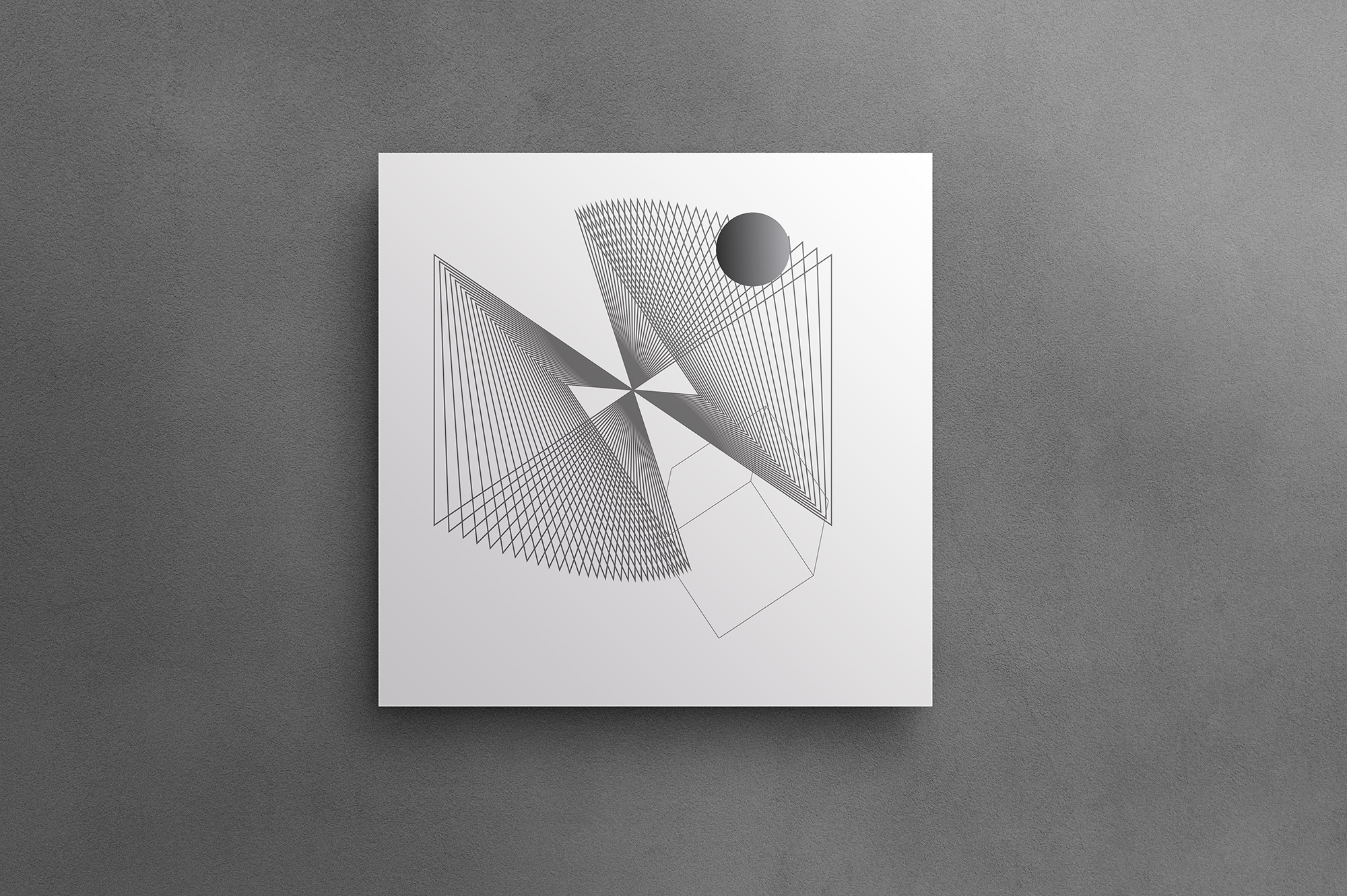 Try Contemporary - Geometric Covers example image 6