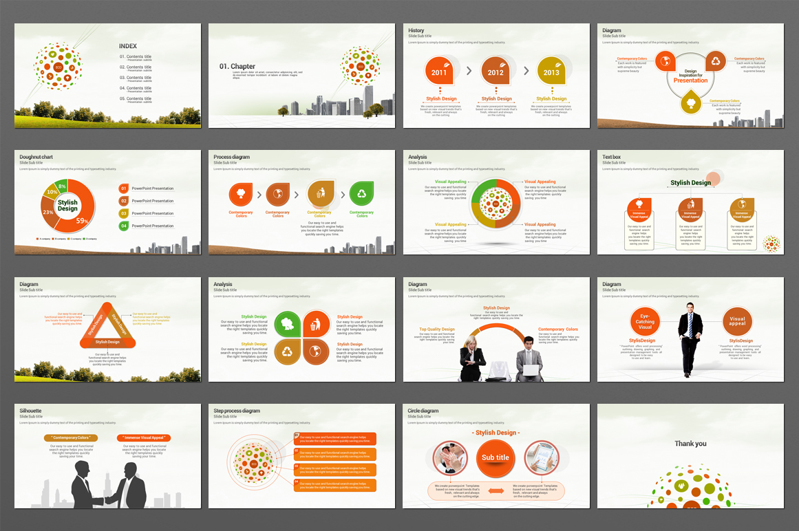 Eco Business Template example image 3