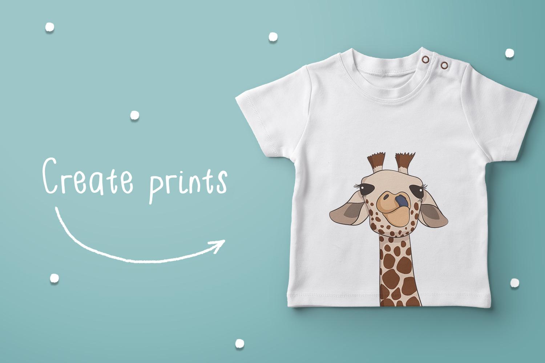 Baby Giraffes example image 3