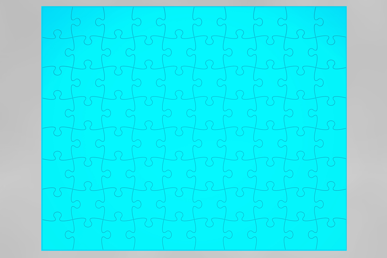 Puzzel Mockup example image 5