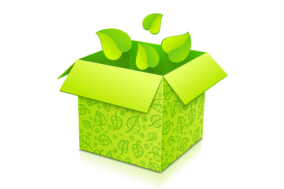 6 high quality vector gift boxes example image 3