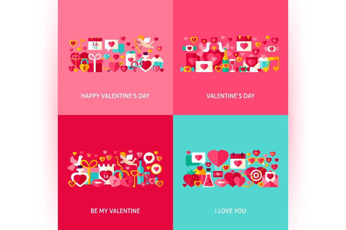 Happy Valentine's Day Concepts example image 5