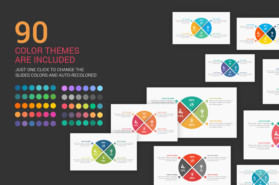 Simplicity PowerPoint Template example image 3