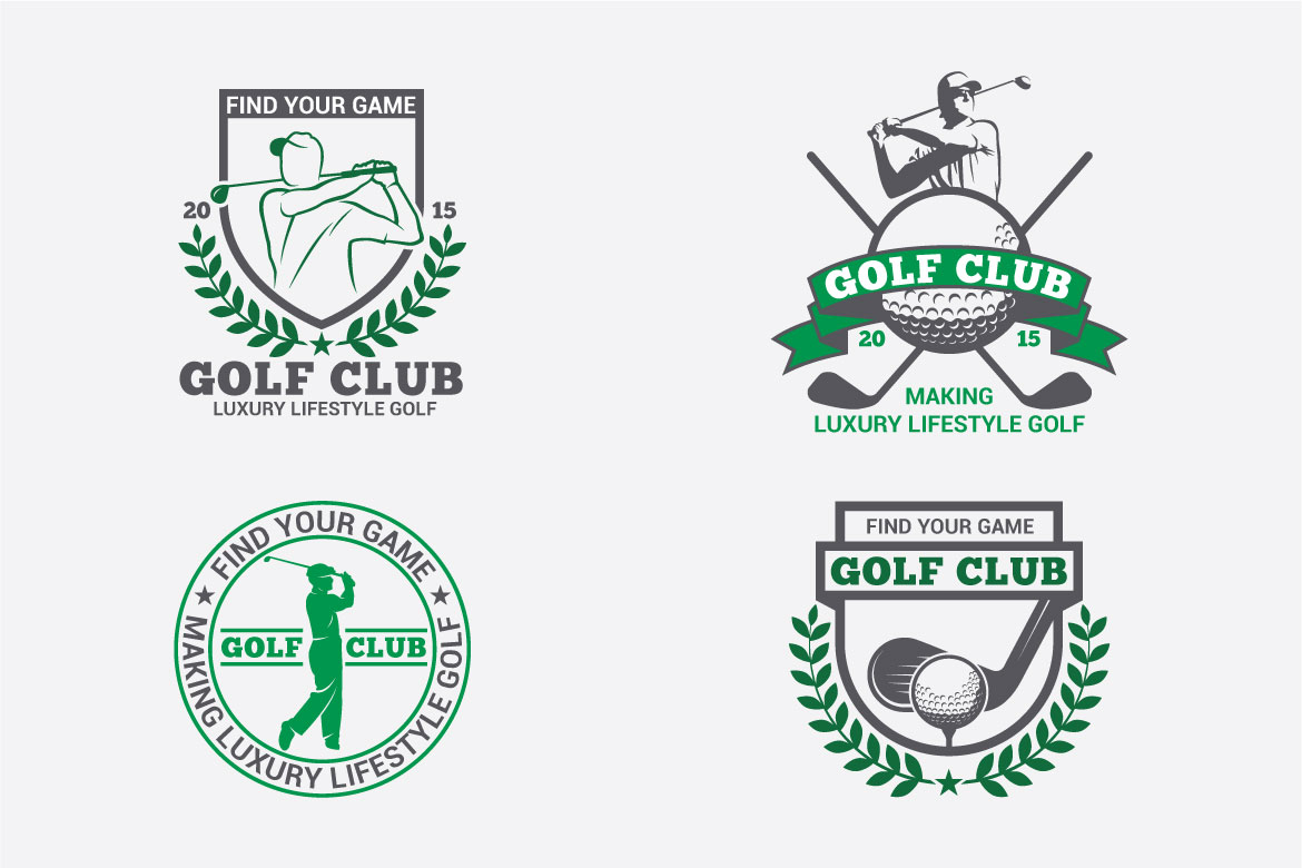 Golf Badges example image 2