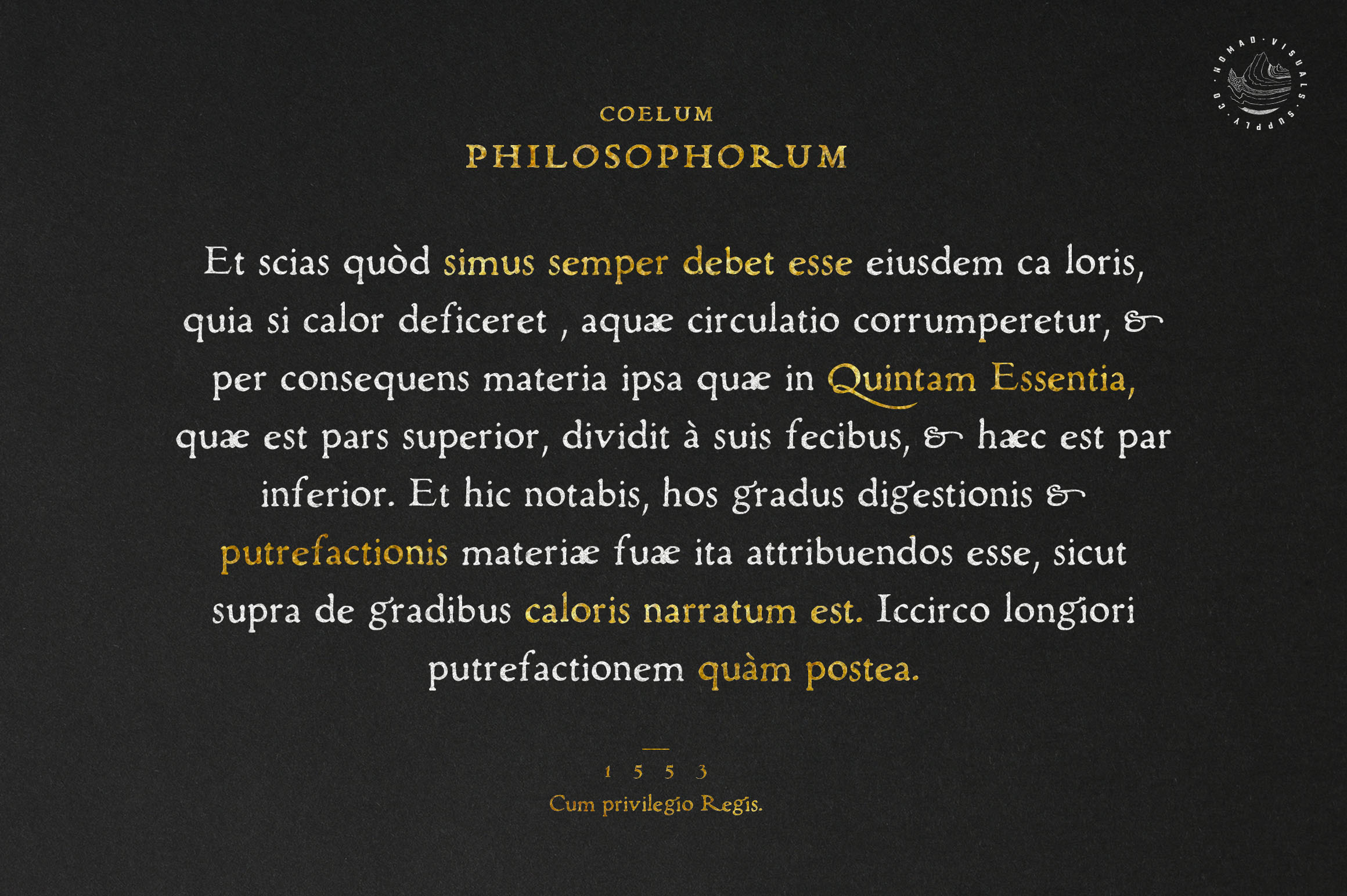 Alchemion Display Serif Font example image 7