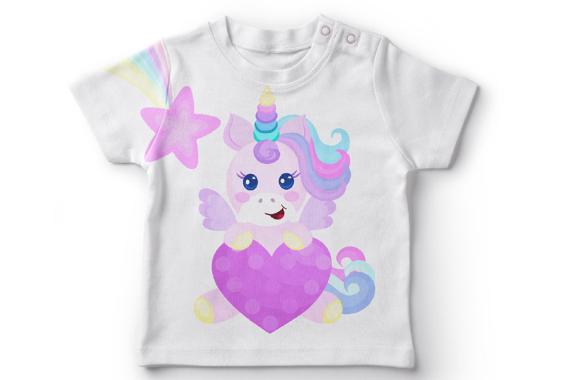 Happy Unicorns example image 3