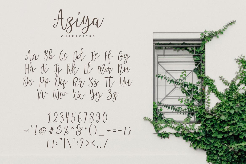 Aziya example image 2