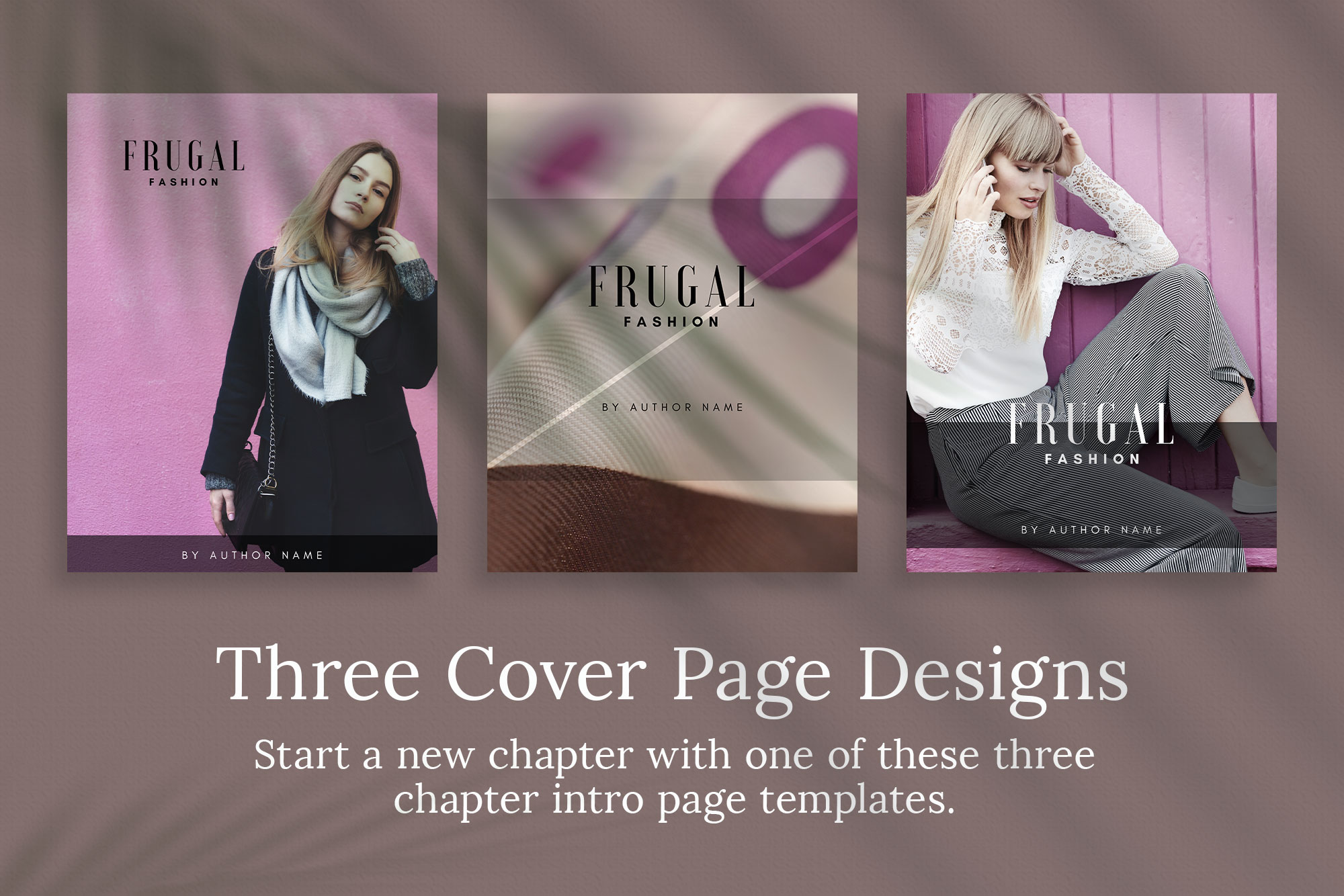 eBook or Opt-in Freebie Canva template | Ivy example image 5