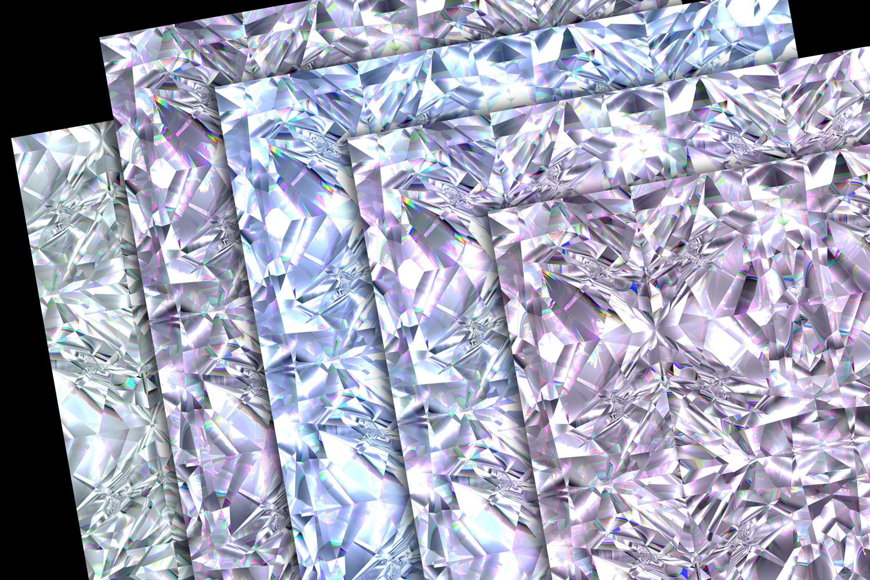 Iridescent Gemstone Textures example image 2