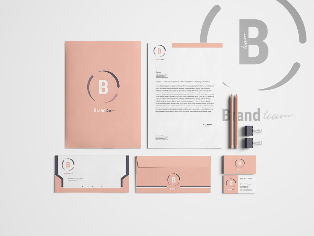 Corporate Identity Pack example image 7