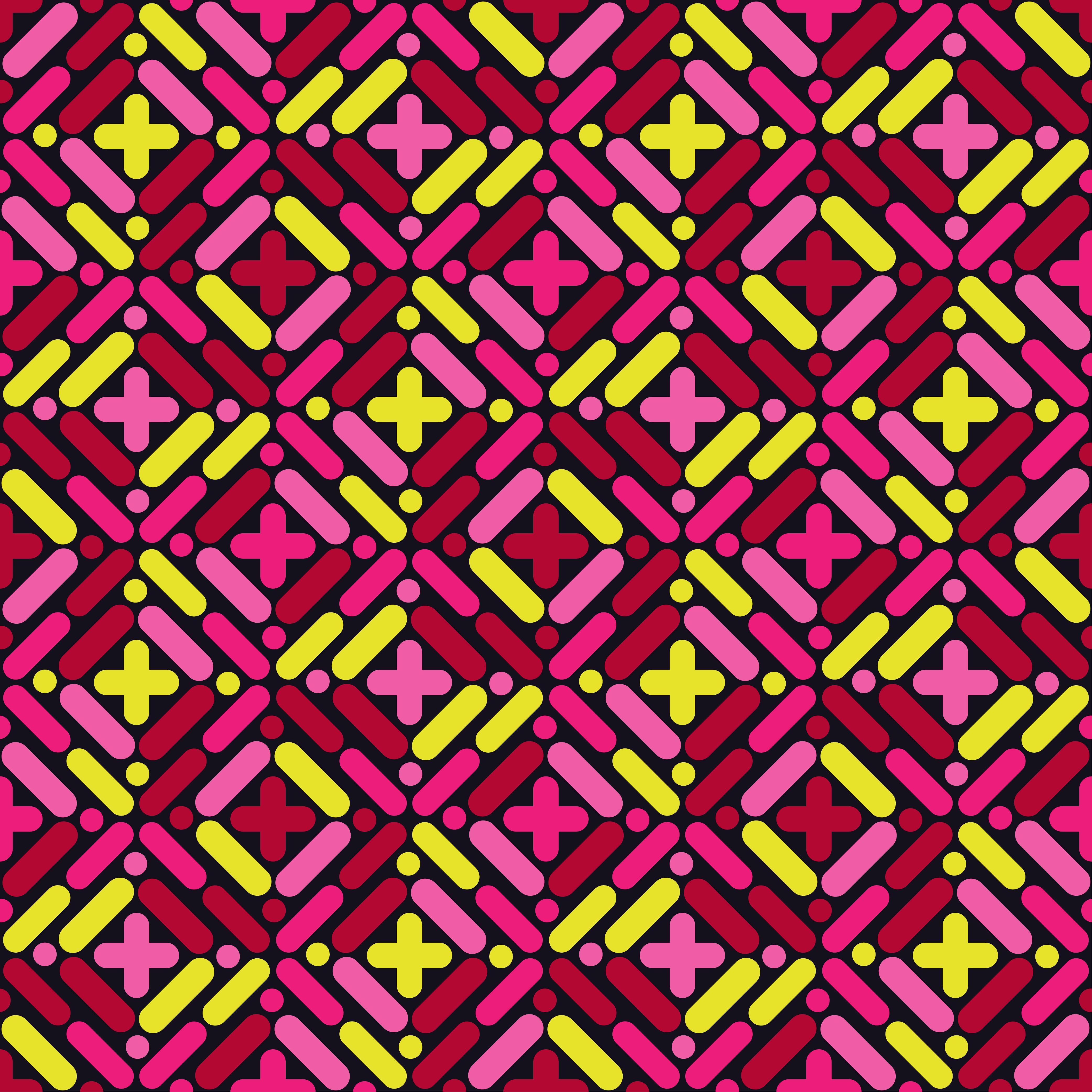 6 Ethnic boho seamless pattern.  example image 7