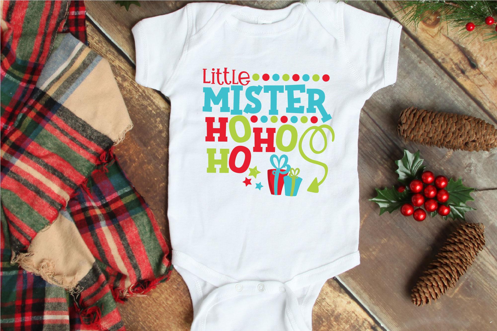 Christmas SVG, Kid's Christmas Bundle Sublimation example image 4