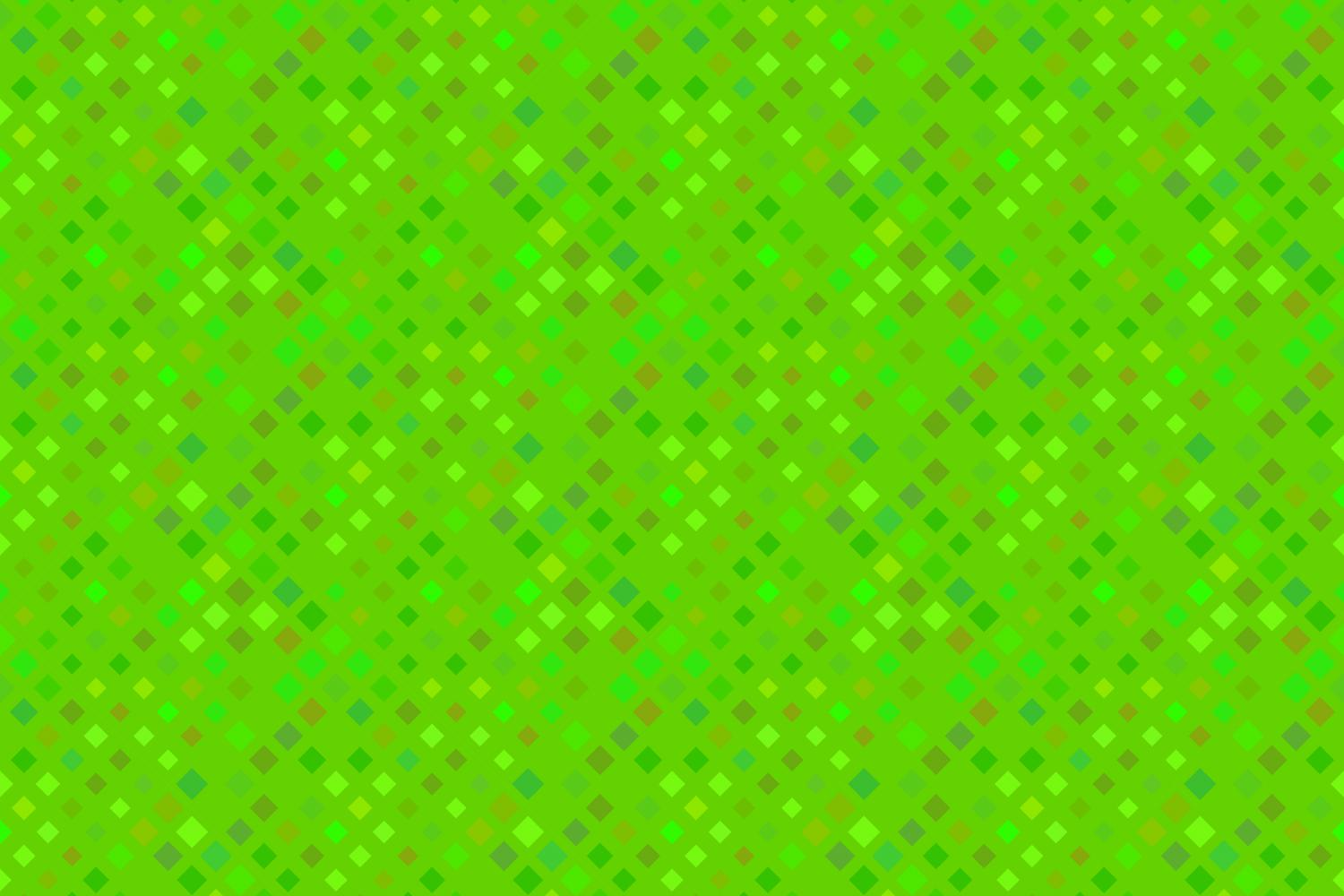 24 Seamless Green Square Patterns example image 23