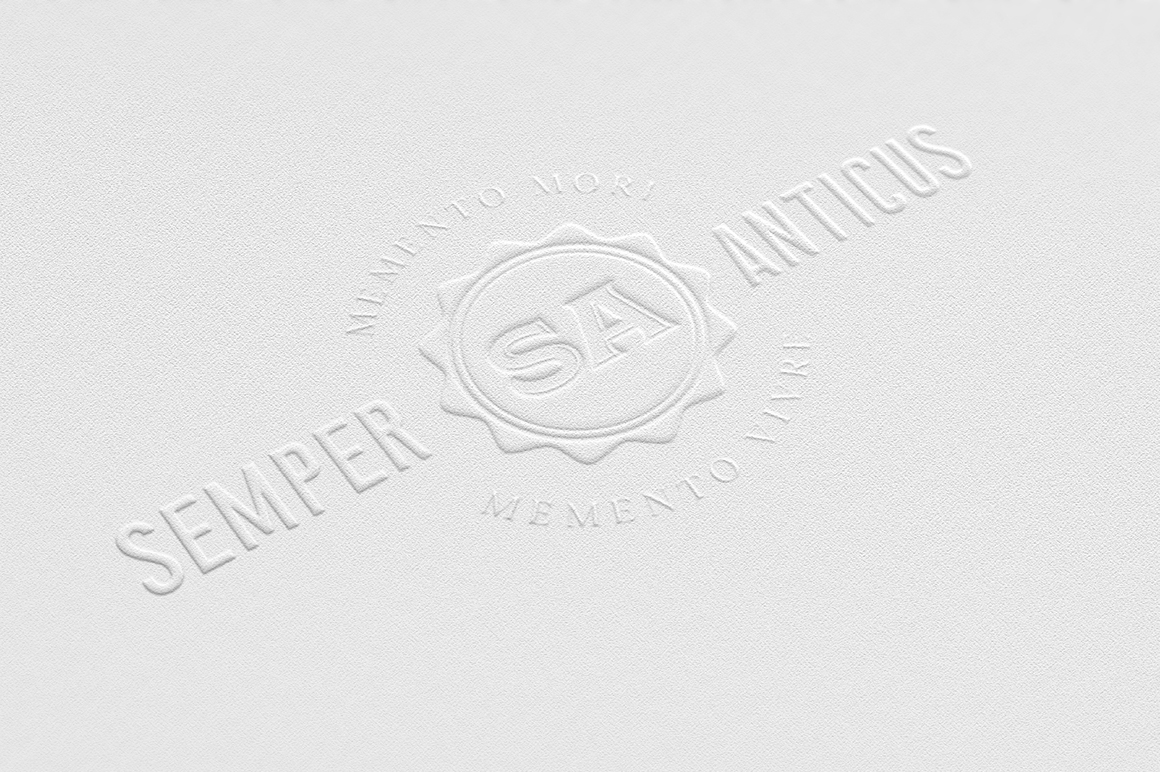 Vintage Label & Logo Templates example image 4