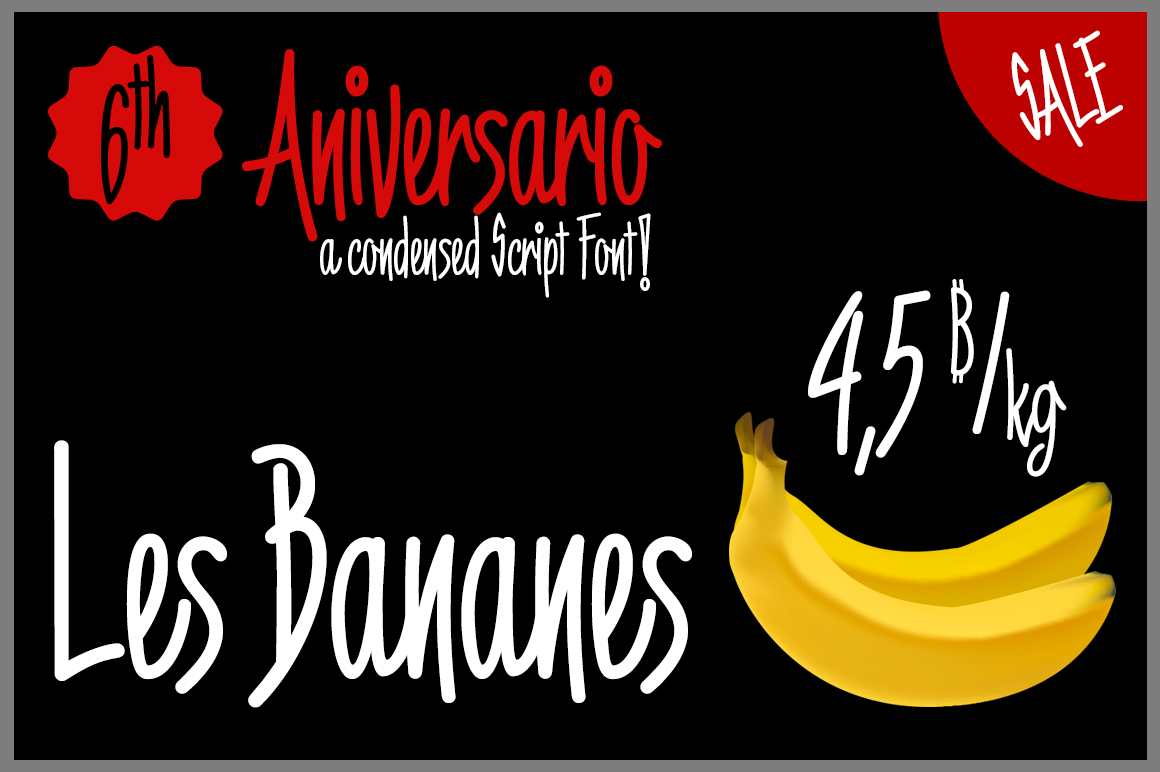 6th Aniversario example image 4