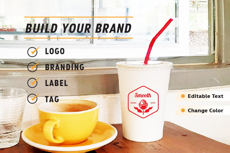 Sumartra coffee badge example image 3