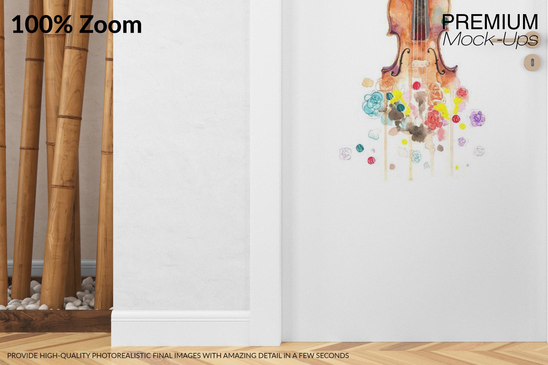 Door Murals Set example image 5