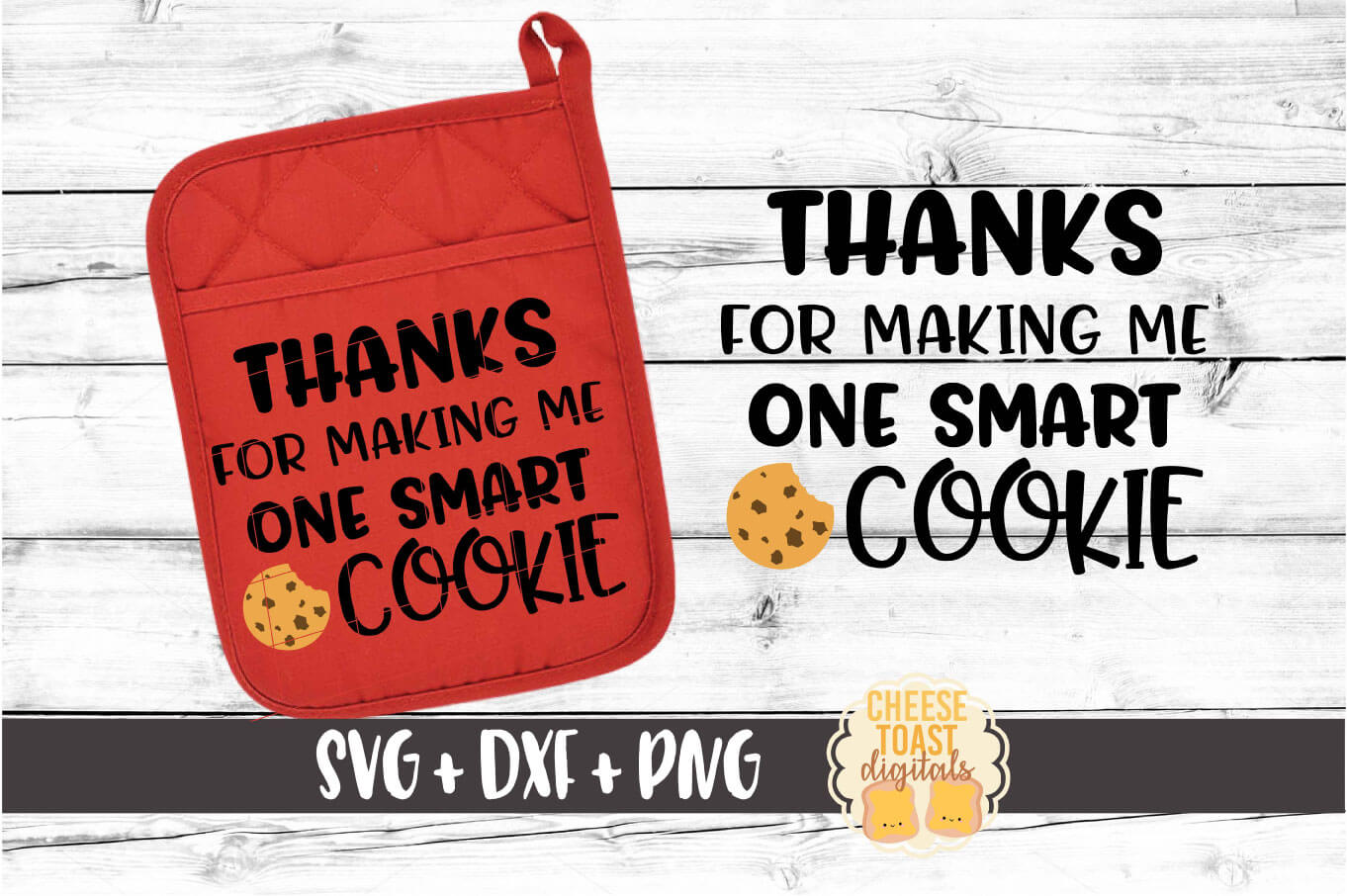 Pot Holder Bundle - Oven Mitt SVG PNG DXF Cut Files example image 8