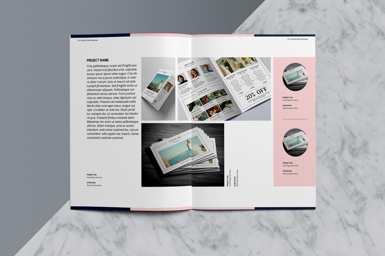 Designer Portfolio-48 Pages example image 15