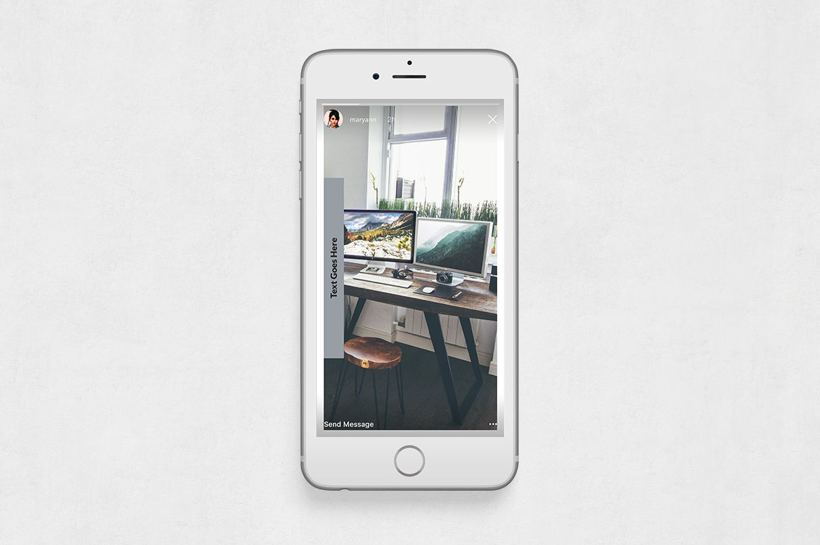 Office Instagram Stories example image 6