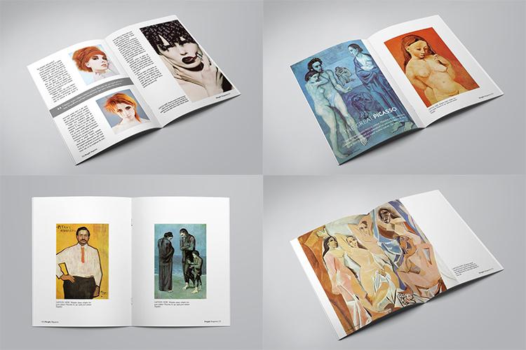 A5 Multipurpose Magazine Template example image 5