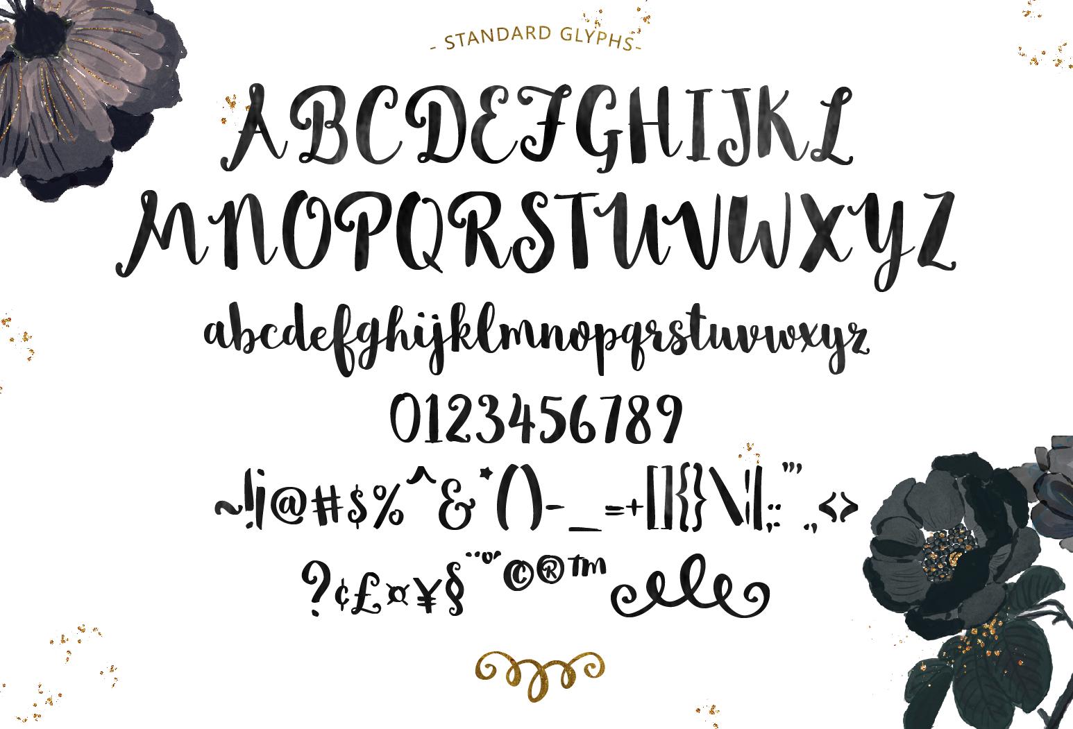 Portabello Script example image 2